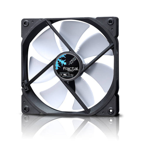 Fractal Design Dynamic GP-14 FD-FAN-DYN-GP14-WT 140mm Case Fan