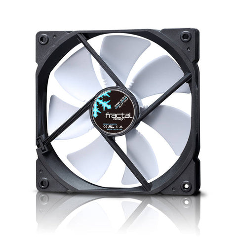 Fractal Design Dynamic X2 GP-14 FD-FAN-DYN-X2-GP14-WT 140mm Case Fan