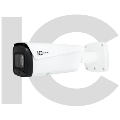 2 Megapixel Indoor/Outdoor Mid-Size Bullet Infrared Network Camera