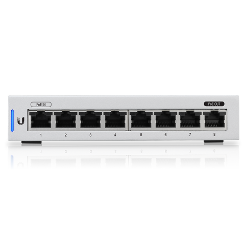 Ubiquiti UniFi US-8 Ethernet Switch (5 Pack)