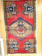 Vintage Turkish Rug