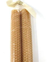Beeswax Taper Candle-Colors