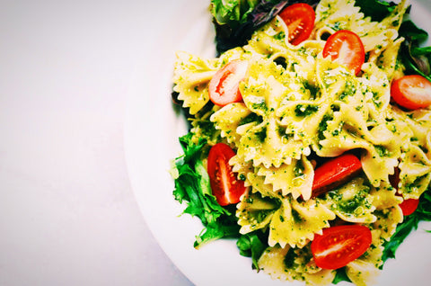 CARBS ON A DIET?! - TRY OUR MODIFIED PESTO PASTA