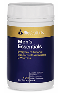 Men's Essentials Everyday Nutritional Support with Activated B Vitamins