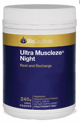 Ultra Muscleze® Night Rest and Recharge