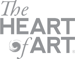 Kunstgalerie The Heart of Art