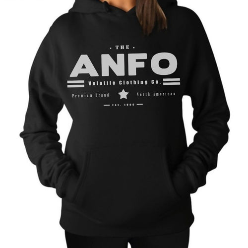 Women's Hoodie Mining King of Trades