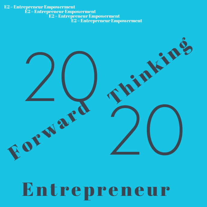 2020 Forward Thinking Entrepreneur