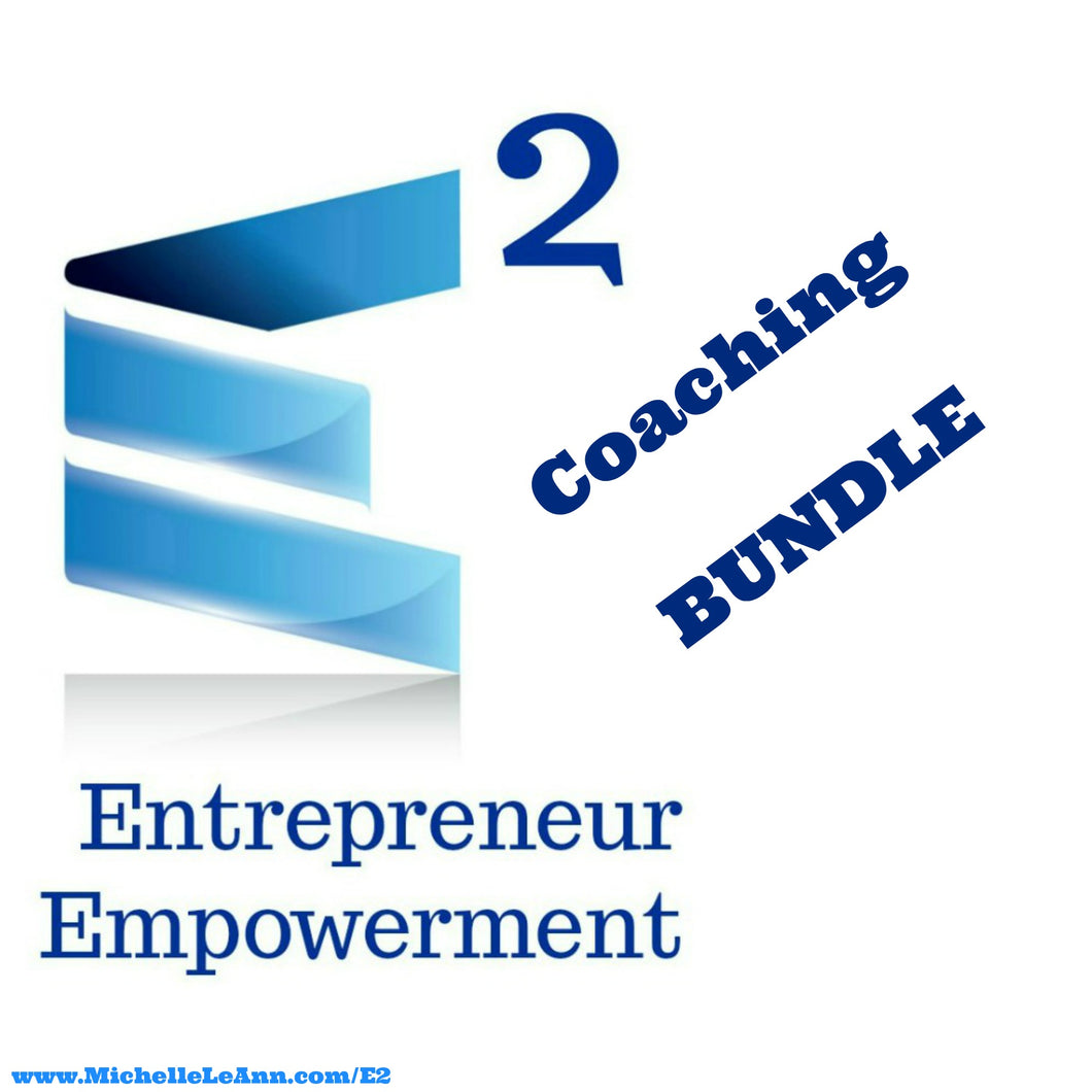 E2 Coaching Bundle