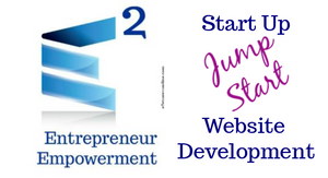 Start Up Jump Start Website Development