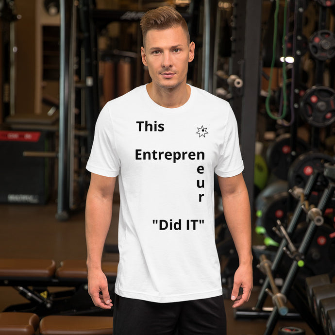 This Entrepreneur Did IT