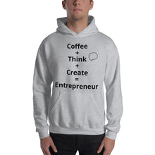 Load image into Gallery viewer, Coffee Think Create (Unisex) - E2 Express