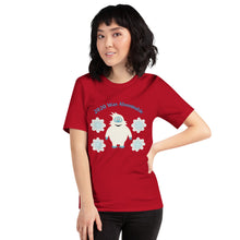 Load image into Gallery viewer, 2020 Was Abominable Short-Sleeve Unisex T-shirt, Funny Christmas Shirt, Christmas T-shirt, Quarantine Tee