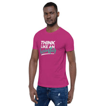 Load image into Gallery viewer, Think Like An Investor - Unisex T-Shirt - E2 Express