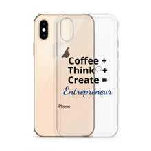 Load image into Gallery viewer, Coffee Think Create iPhone Case - E2 Express