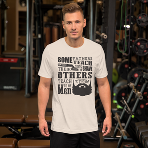 Fathers Teach T-Shirt - E2 Express
