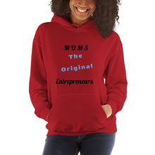 Load image into Gallery viewer, Moms The Original Entrepreneurs Hoodie - E2 Express
