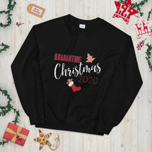 Load image into Gallery viewer, Quarantine Christmas 2020 Sweater, Quarantine Family Christmas Sweatshirt, Matching Family Sweaters, Ugly Christmas Sweater, Funny Holiday Sweater