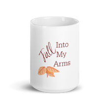 Load image into Gallery viewer, Fall Into My Arms Glossy Mug