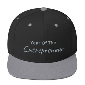 Year Of The Entrepreneur Snapback Hat - E2 Express