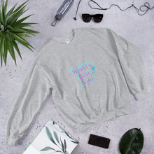 Load image into Gallery viewer, World's Best Aunt Unisex Sweatshirt, Aunt Outfit, Aunt Gift, Aunt Sweatshirt, Aunt Shirt, Gift For Aunt, Favorite Aunt, My Aunt Rocks