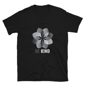 Be Kind, Positive Shirt, Positive Vibes, Be The Light Short-Sleeve Unisex T-Shirt