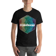 Load image into Gallery viewer, Kindness Positive Vibes Short-Sleeve Unisex T-Shirt
