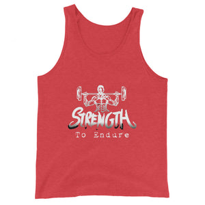 Workout Gift Unisex Tank Top Gym Fanatic Gear