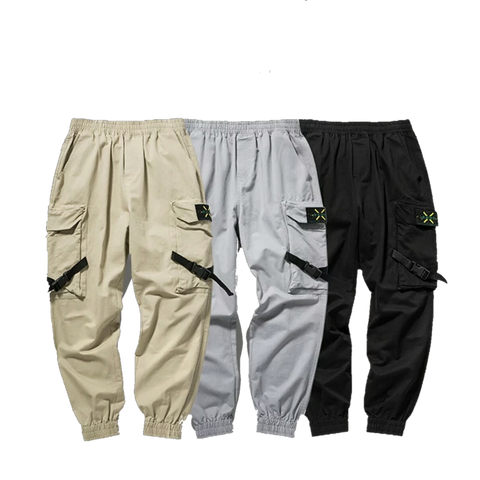 MULTI POCKET CYBER JOGGERS
