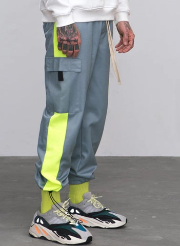 HIGH FASHION HAREM SWEATPANTS