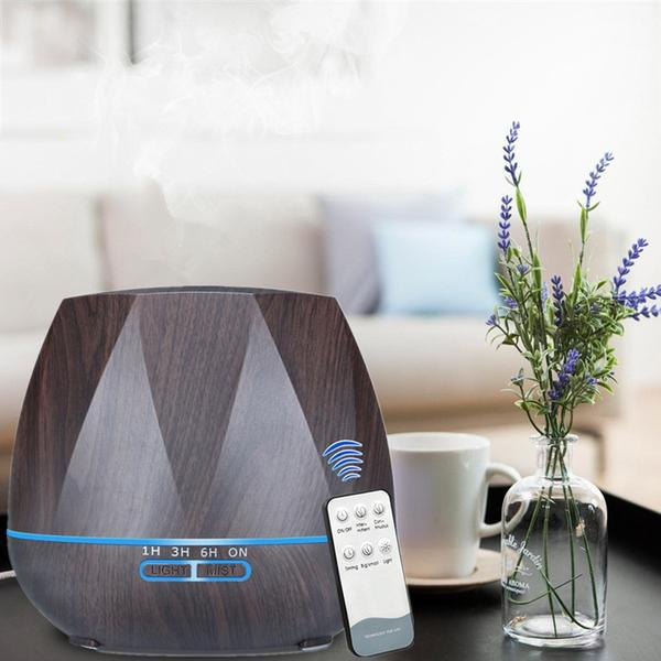 Remote Control Air Humidifier 500ML