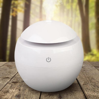 White Color Aroma Essential Oil Diffuser
