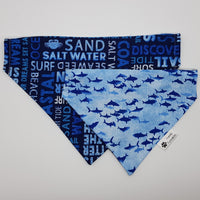 Mini Shark Bandana