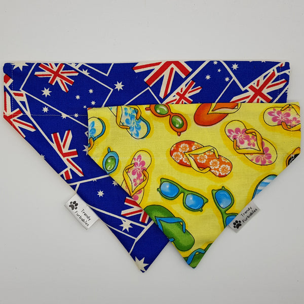 Thongs n Flags Bandana
