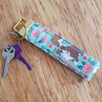 Bulldog Key Fob