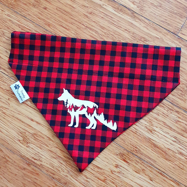 Fox Nature Bandana