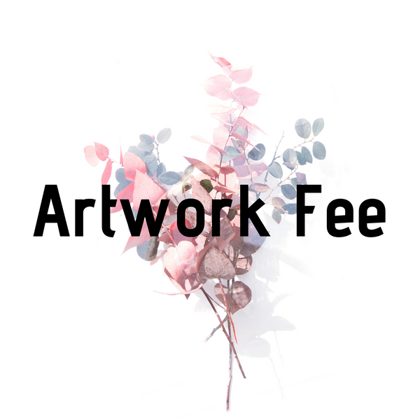 Artwork Fee