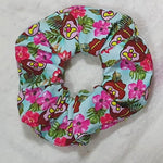 Tropical Bill Scrunchie