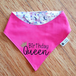Birthday Queen Bandana