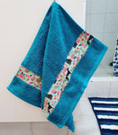 Greyhound Hand Towel
