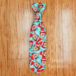 Bubble'O Bill Christmas Tie