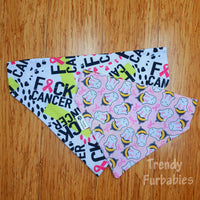 F*ck Cancer Bandana