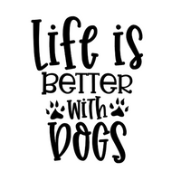 Life Is Better Decal