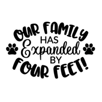 Our Family Decal