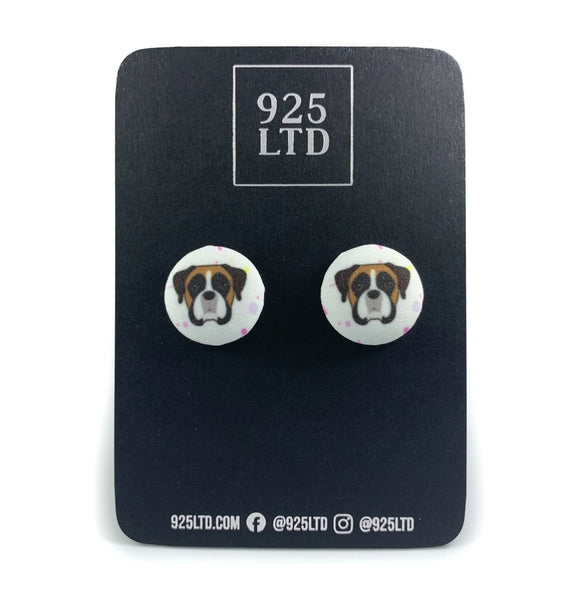 Boxer Fabric Studs