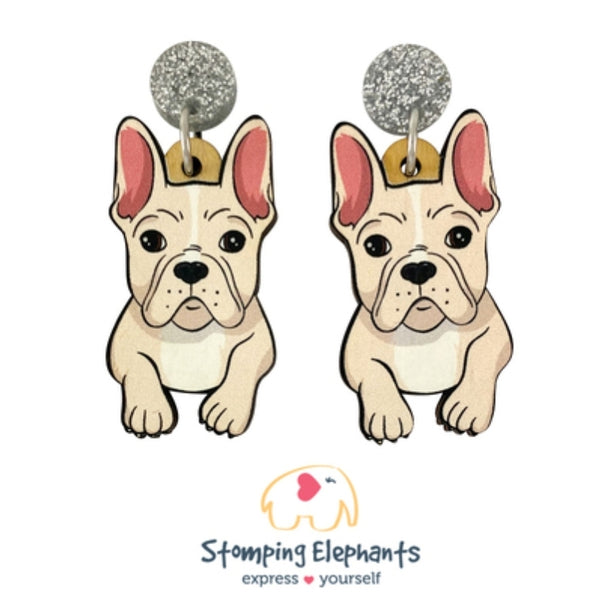 Frenchie (Fawn) Body Dangles