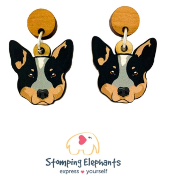 ACD (Blue) Head Dangles