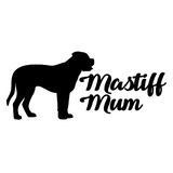Mastiff Mum Decal