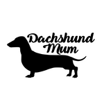 Dachshund Mum Decal
