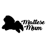 Maltese Mum Decal